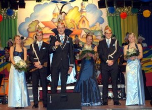 Carnevalsverein Petersberg 2011